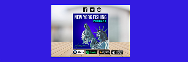 New York Fishing Podcast