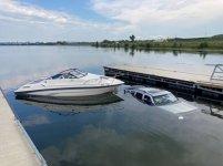 Submerged vehicle at the DEC boat launch on Onondaga Lake.jpg